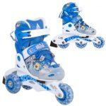 Типа роликовых коньков для детей