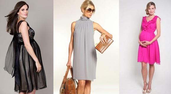 Где беременной купить платье