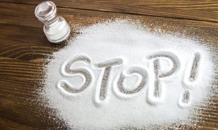 Диета - без соли!