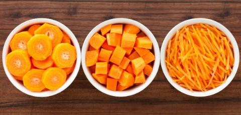 Монодиета на основе моркови.