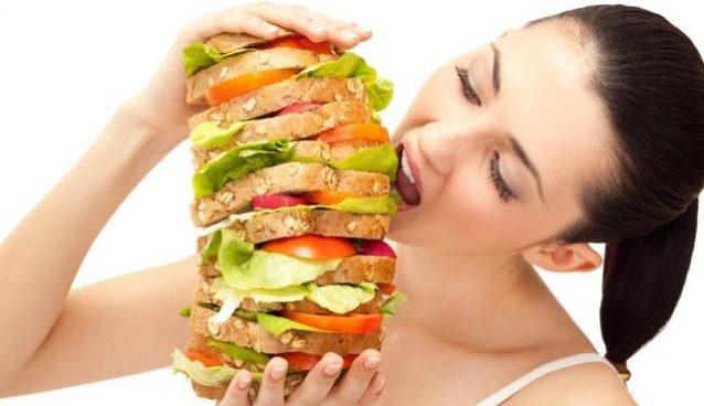 Как бороться с перееданием?