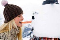 Как правильно нужно питаться зимой