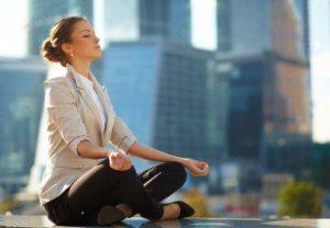 Упражнения для расслабления и успокоения