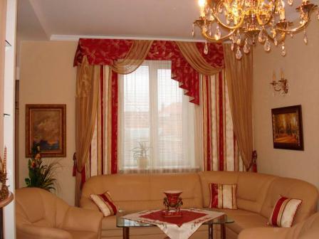 Как правильно выбрать шторы для гостиной?