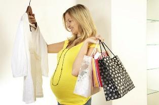 Не торопитесь покупать слишком много вещей!