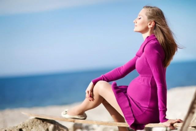 Беременности не нужно стесняться