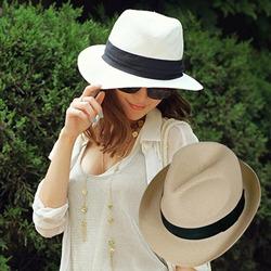 Летняя шляпа защитит от жары и спасет кожу лица