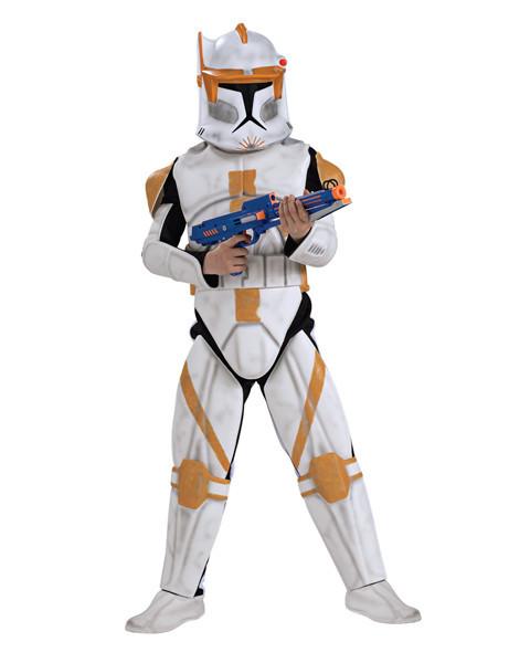 Мальчик в костюме штурмовика из Звездных войн