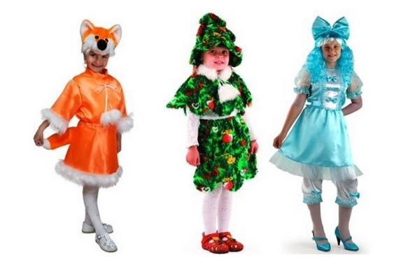 Топ-10 идей для детского новогоднего костюма