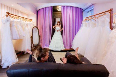 Выбираем свадебный салон правильно